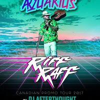 Royals P.M.M INC &amp 90nickel Presents  Riff Raff live