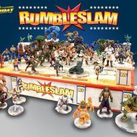 Slammania IV - A Rumbleslam league kickoff event.
