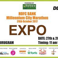 HDFC Bank Millennium City Marathon