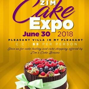 The Zim Cake Expo