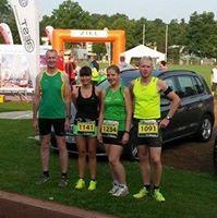Teilnahme des LT Florstadt am 41. Hausener Volks-Waldlauf