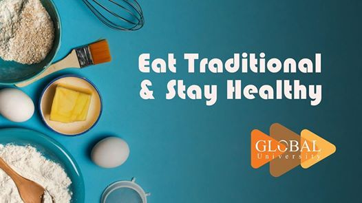Eat Traditional & Stay Healthy