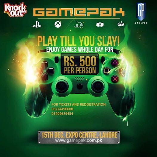 GamePak