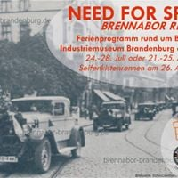 Ferienprogramm Brennabor reloaded - Need for speed