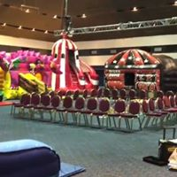 Pyramids Inflatable Play Centre 30th April