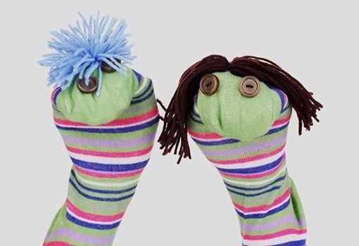Sock Puppet Making