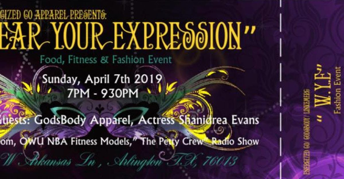 Wear Your Expression Fashion Event