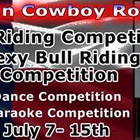 3rd Annual Urban Cowboy Rodeo