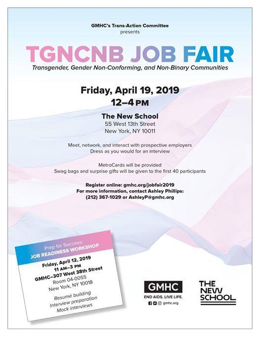 Transgender Job Fair