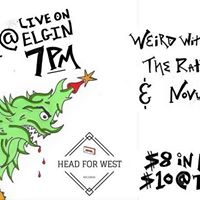 Head For West Holiday Jam w Weird With Cats The Rathburns  More