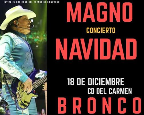 Bronco en Cd. Del Carmen