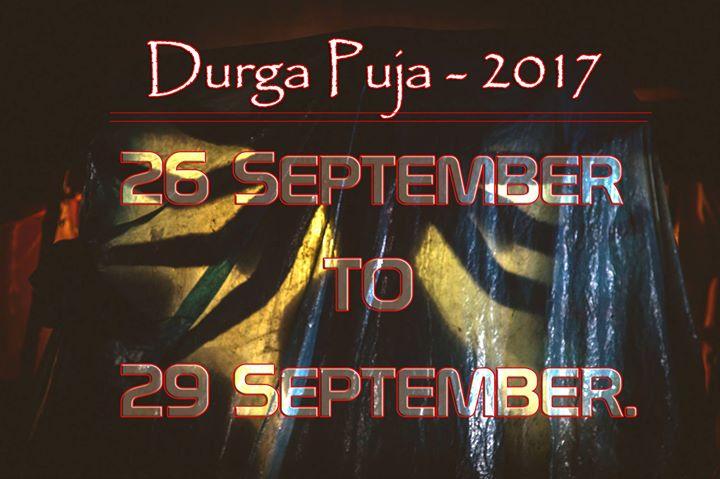 Durga Puja - 2017
