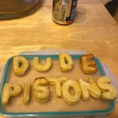 The Dude Pistons