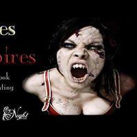 Werewolves vs. Vampires Costume Contest