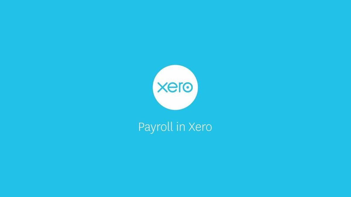 Xero Payroll Training