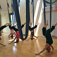 Introduction to Aerial Yoga Supported Stretching