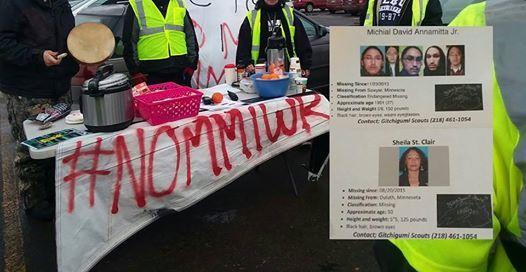 Sunday Community Harm Reduction MMIWR Patrol
