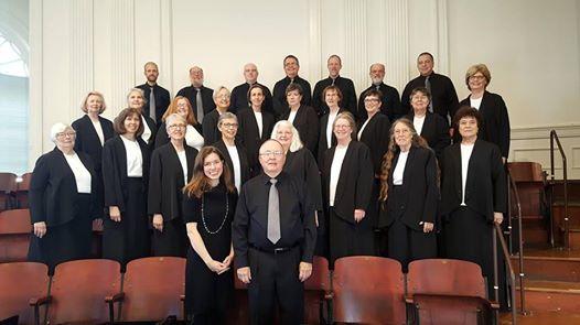 Berea Classic Chorale Spring Concert 2019