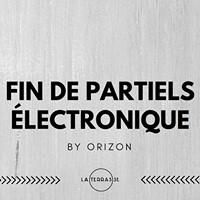 Fin de Partiels lectronique by rizon