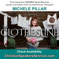 The Clothesline Conference with Michele Pillar