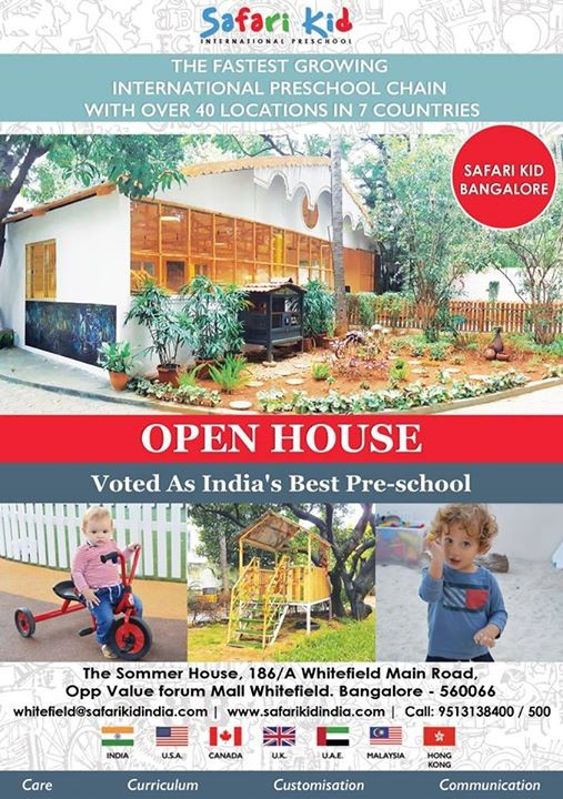 Open House Whitefield