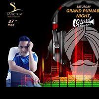 Grand Punjabi Night With Dj Vipul Khurana At Sanctum Club