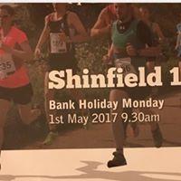 Shinfield 10k &amp Junior races