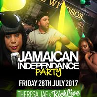 Jamaican Independence day Party