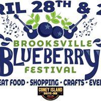Got Lobstah  Brooksville Blueberry Festival