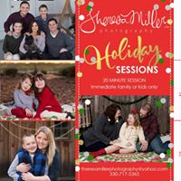 TMP Holiday Sessions