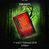 Secondary Musical &quotInto The Woods&quot
