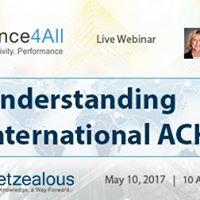 Understanding International ACH