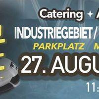 Roadtrip to Cars &amp Coffe Esslingen - 27.08.2017