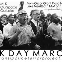 Resist Fascism &amp Reclaim MLK - 120 Hours of Direct Action