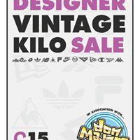 Taunton Designer Vintage Kilo Sale 19th20th August