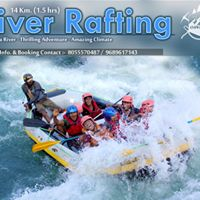 Kundalika River Rafting - 23rd July