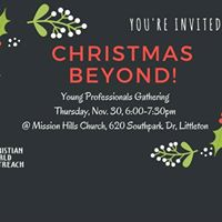 Christmas Beyond - Young Professionals Gathering