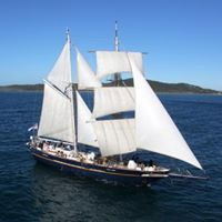 Young Endeavour Welcome Sail  5 February 2016