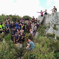 Mt Irid Tree Planting Highest Peak in Rizal