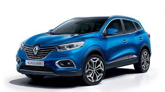 Der Neue Renault Kadjar! Premiere am Samstag 12 Januar 2019