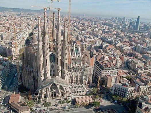 Tugas D IN Barcelona