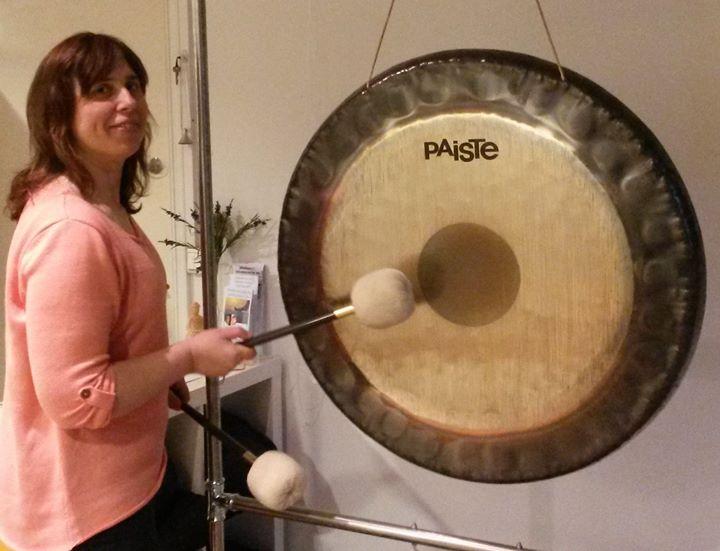 Avspenning med gong  lydbad - Oslo Sentrum