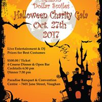 2017 Halloween Charity Gala