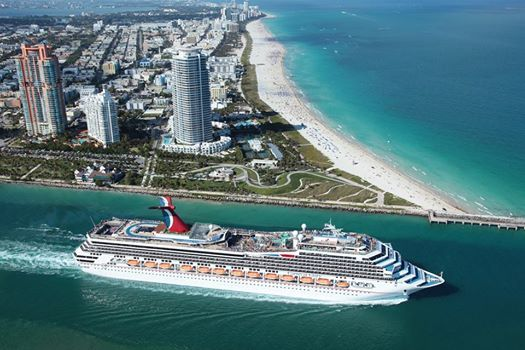 Closing out the Summer Right Cruise, Carnival Glory, New ...