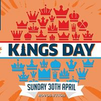 Kings Day  Bank Holiday Sunday Special
