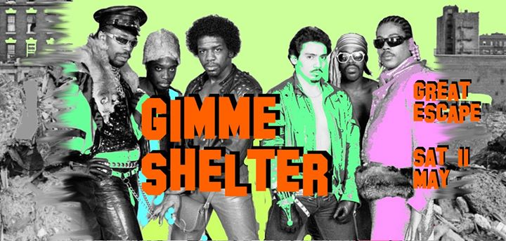 The Great Escape presents Gimme Shelter