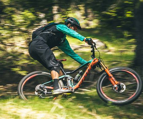 Scott Bike MTB Demo Day