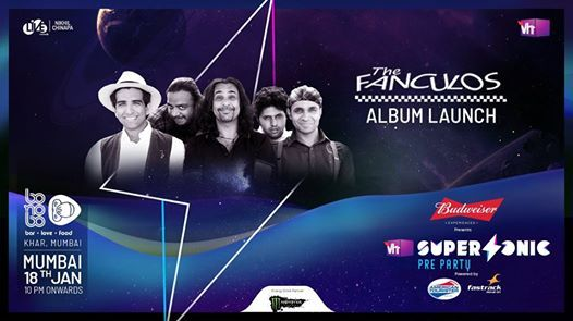 Vh1 Supersonic Pre Party ft. The Fanculos