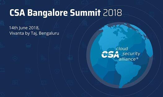 CSA Bangalore Summit 2018