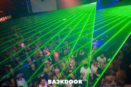 BACKDOOR 4th Anniversary ft. JOY PARTY Brazil